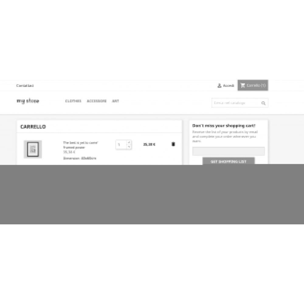 module - Data Import & Export - Cart Exporter - 5