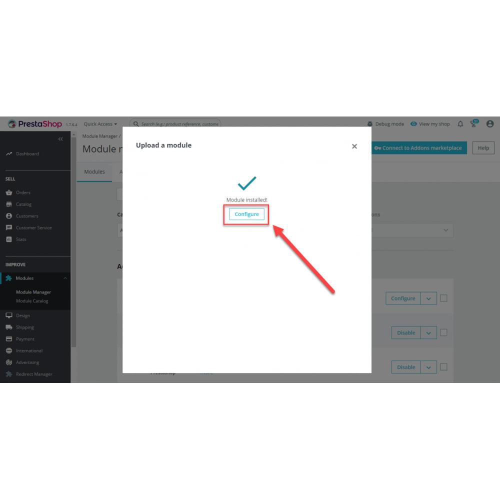 module - Visualizzazione Prodotti - Easy WaterMark PRO - 4