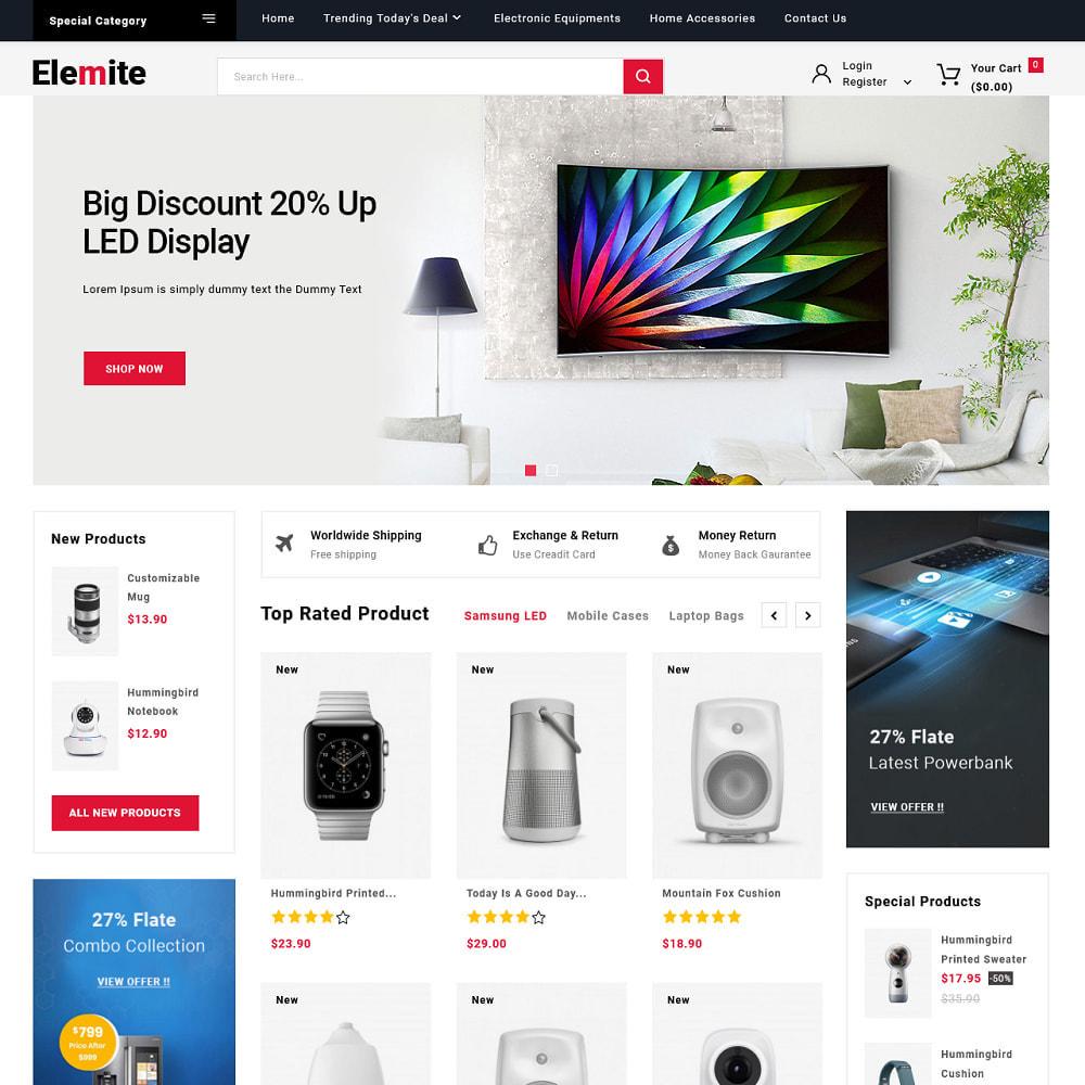 theme - Elektronika & High Tech - Shoptic - Electronic Store - 3