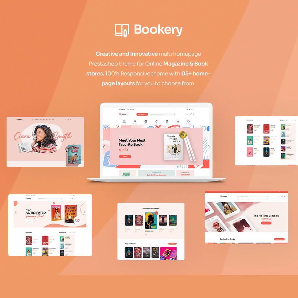 theme - Kultura & Sztuka - Leo Bookery -  Online Book Store - 1