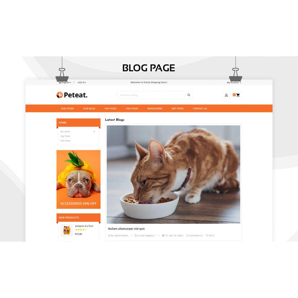 theme - Animales y Mascotas - Peteat - La tienda de mascotas - 8