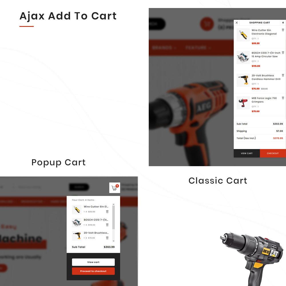 theme - Auto & Moto - Drilling Mega SparePart–Car and Machine–Tools Store - 7