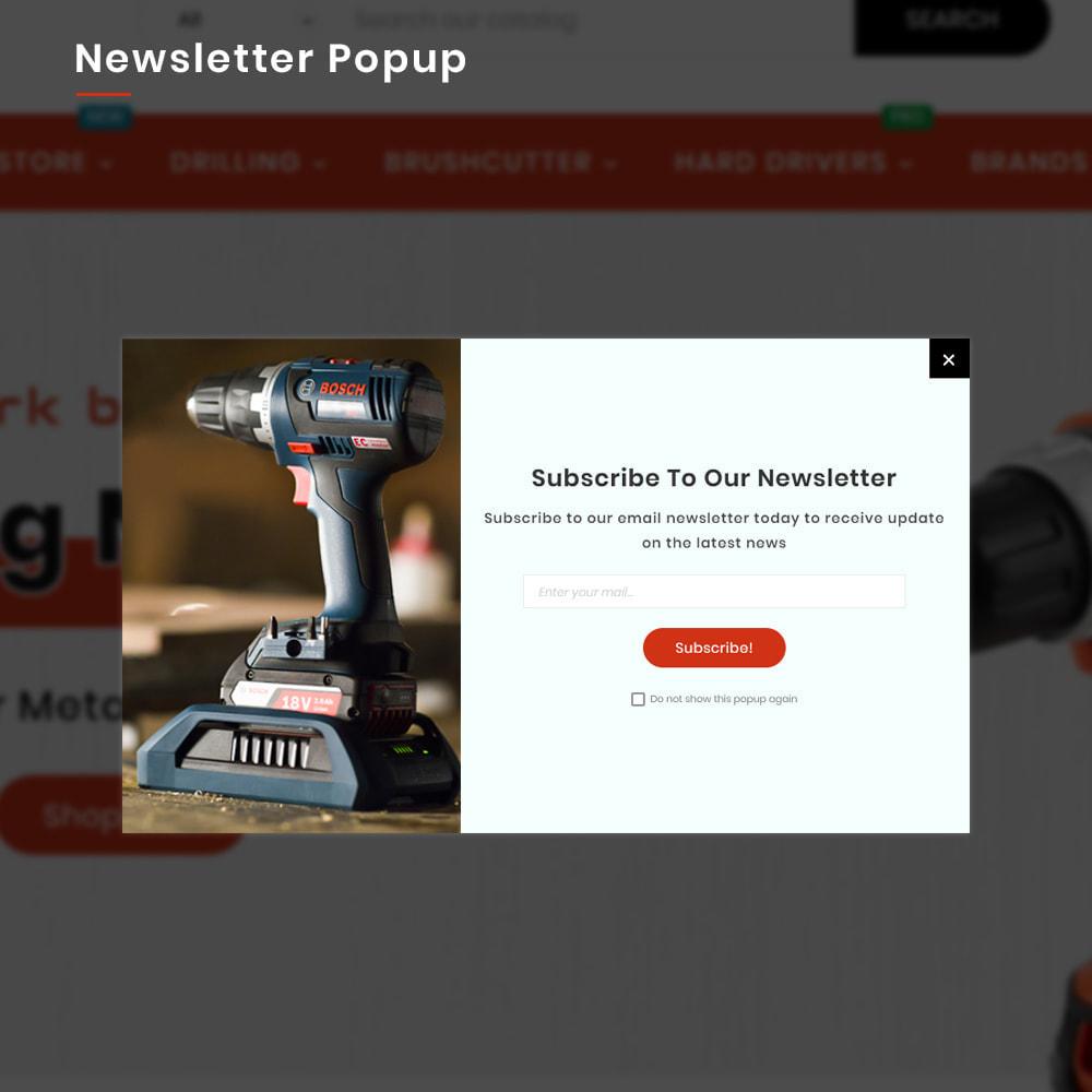 theme - Auto & Moto - Drilling Mega SparePart–Car and Machine–Tools Store - 9