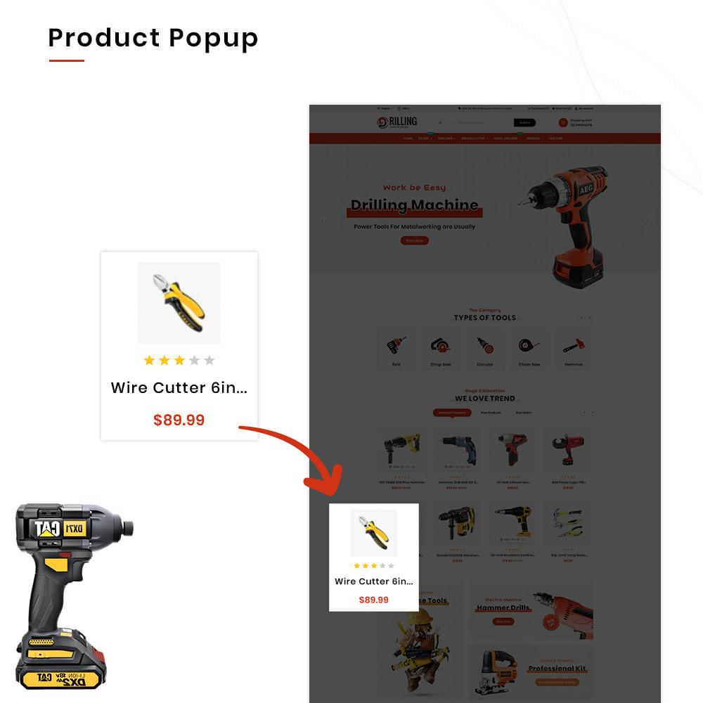 theme - Auto & Moto - Drilling Mega SparePart–Car and Machine–Tools Store - 10