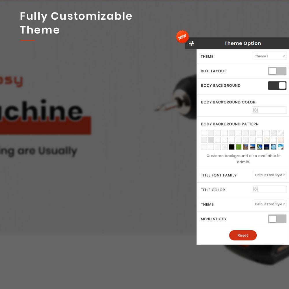 theme - Auto & Moto - Drilling Mega SparePart–Car and Machine–Tools Store - 13