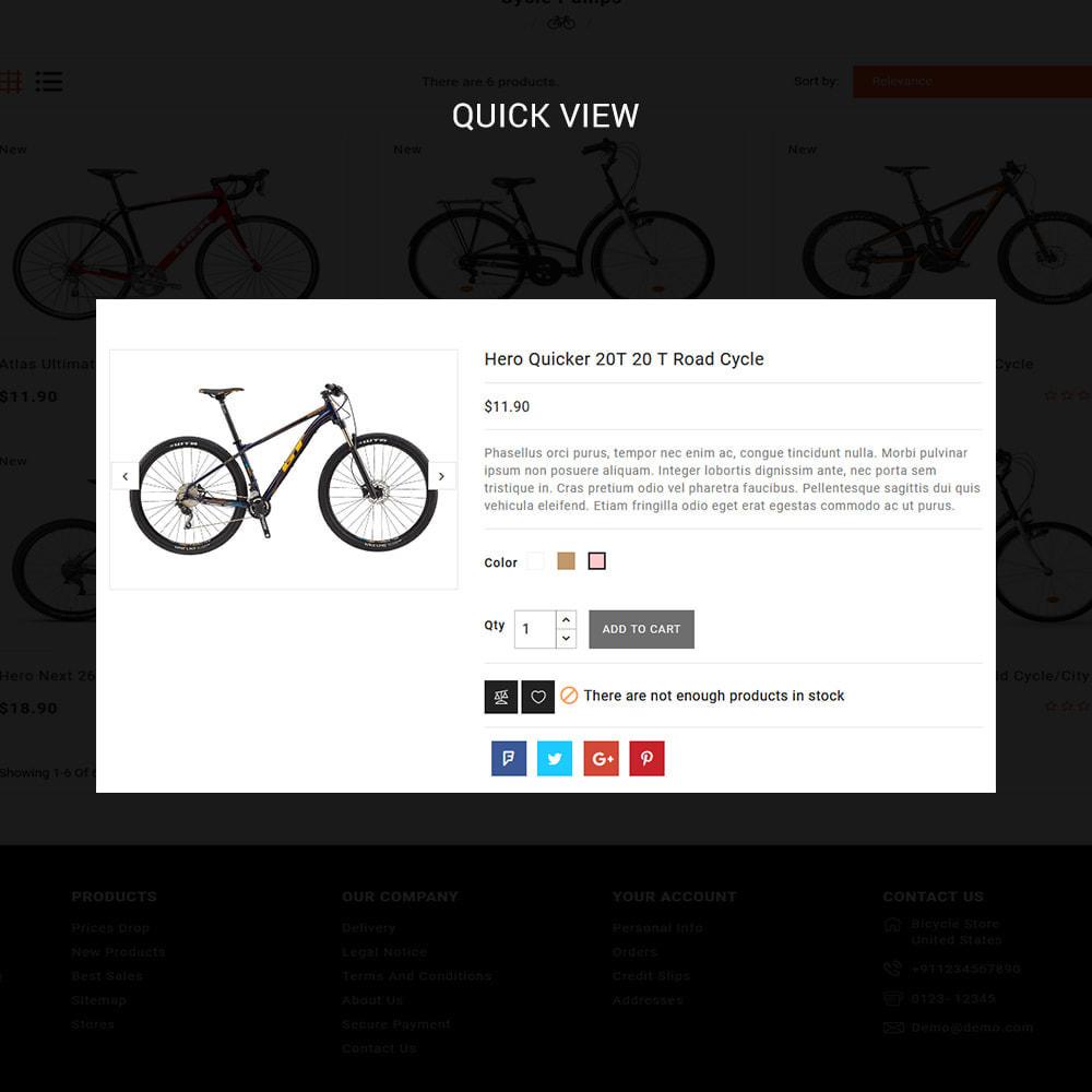 theme - Sport, Activiteiten & Reizen - Bike Ryder - Bike Shop & Bicycle Rental Shop - 4
