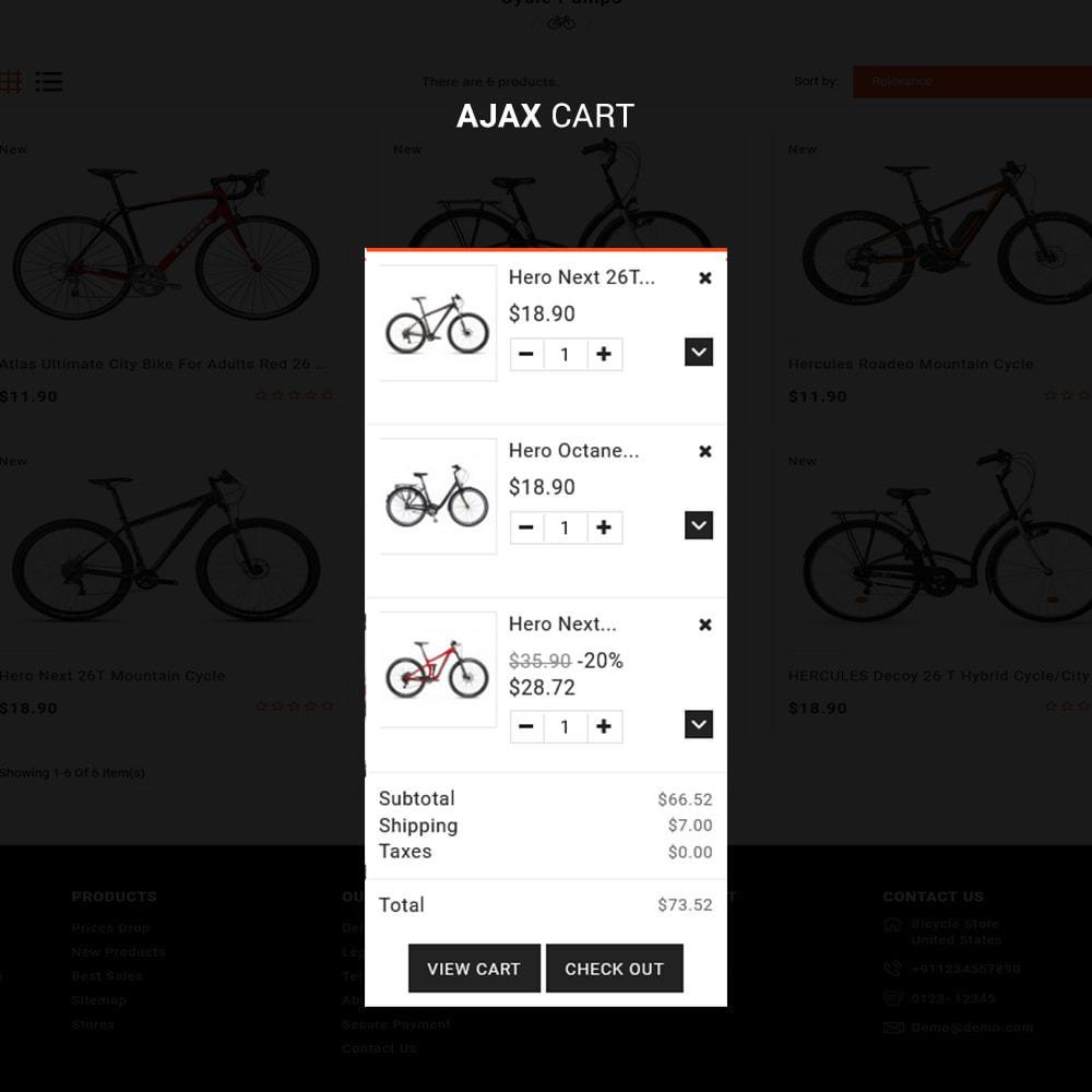 theme - Sport, Activiteiten & Reizen - Bike Ryder - Bike Shop & Bicycle Rental Shop - 5
