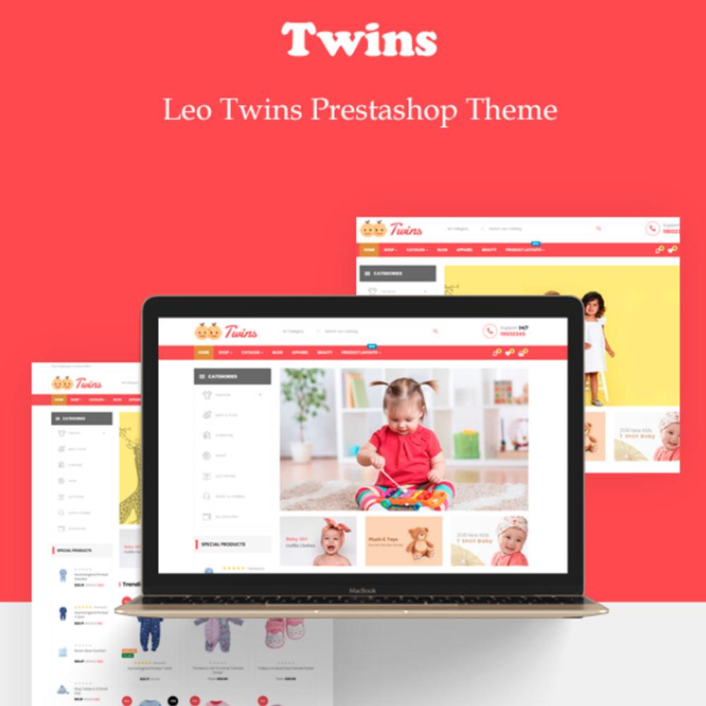theme - Enfants & Jouets - Ap Twins - 1