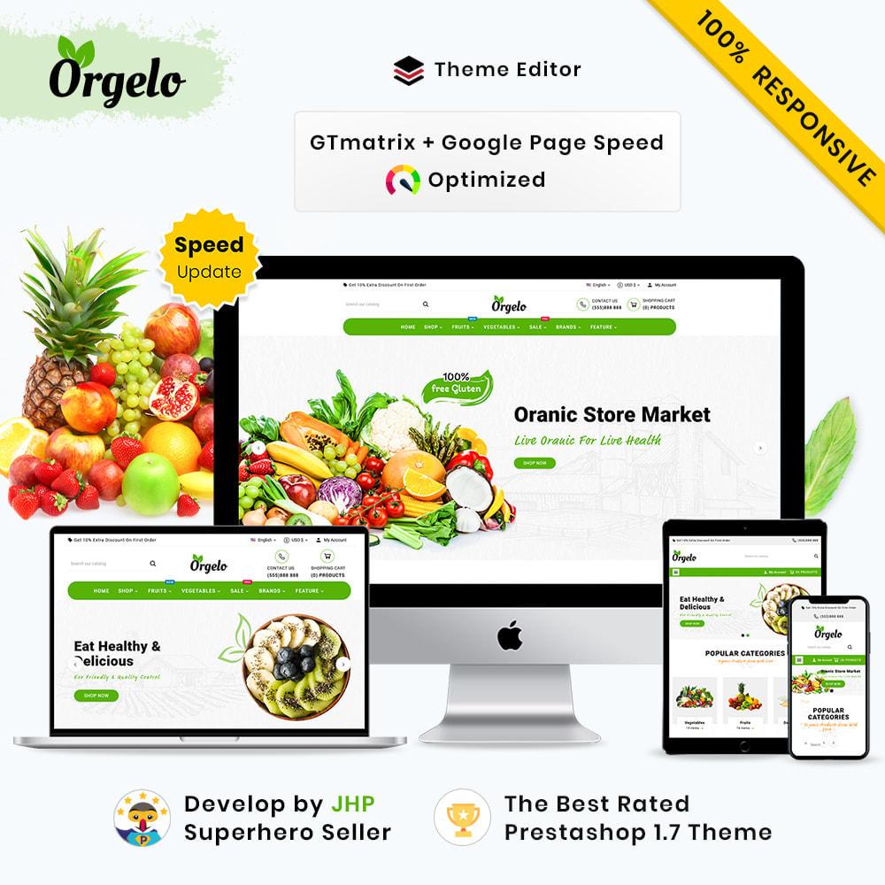 theme - Eten & Restaurant - Organic Mega Fresh–Grocery Super Store - 1