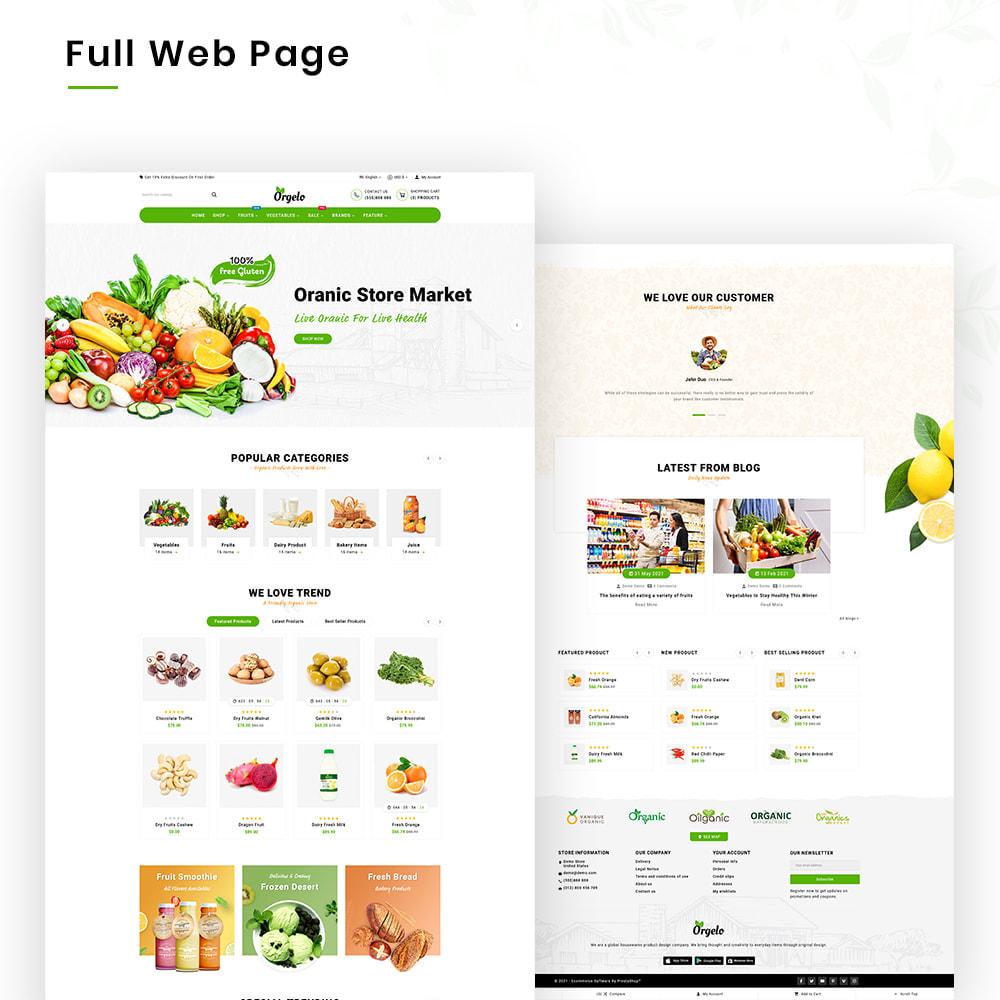 theme - Eten & Restaurant - Organic Mega Fresh–Grocery Super Store - 2