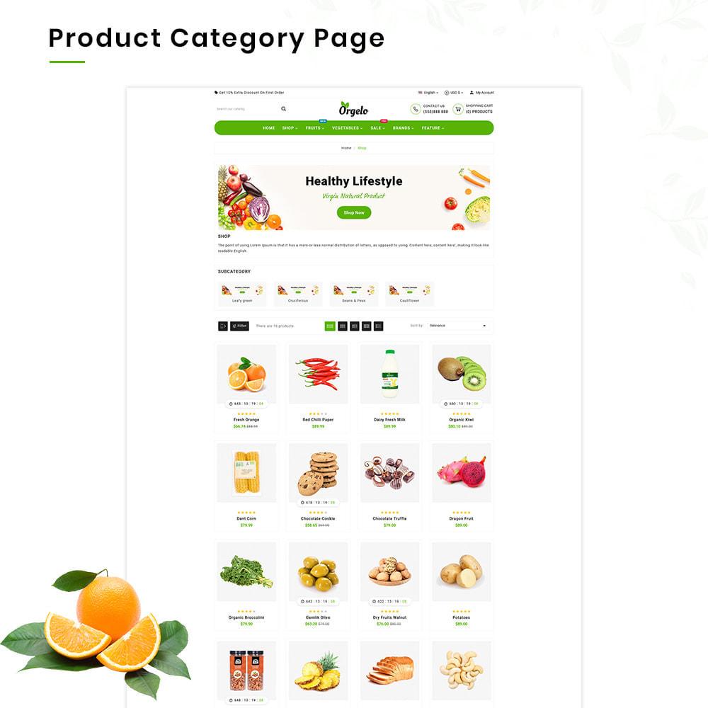 theme - Eten & Restaurant - Organic Mega Fresh–Grocery Super Store - 3