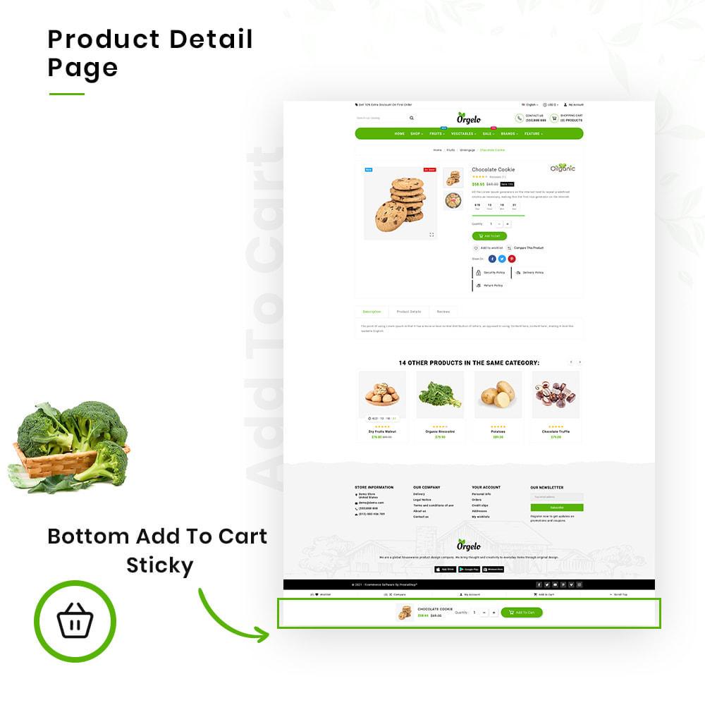 theme - Eten & Restaurant - Organic Mega Fresh–Grocery Super Store - 4