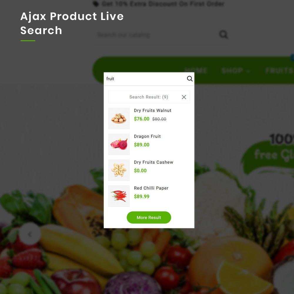 theme - Eten & Restaurant - Organic Mega Fresh–Grocery Super Store - 6