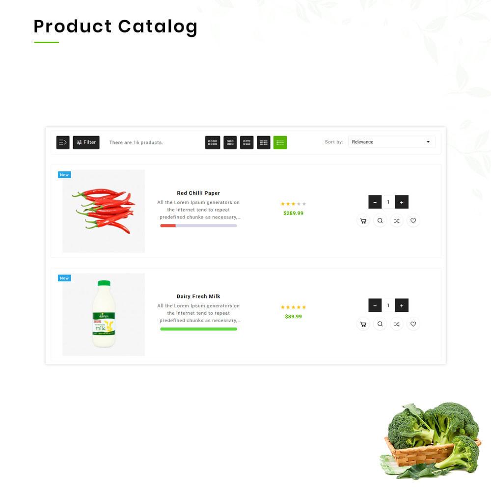 theme - Eten & Restaurant - Organic Mega Fresh–Grocery Super Store - 9