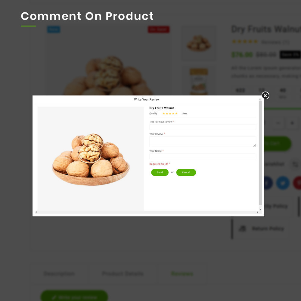 theme - Eten & Restaurant - Organic Mega Fresh–Grocery Super Store - 12