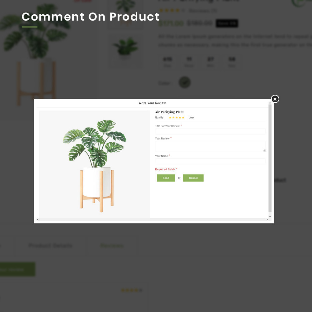 theme - Huis & Buitenleven - Organe Organic–Plant and Craft–Tools Store - 11
