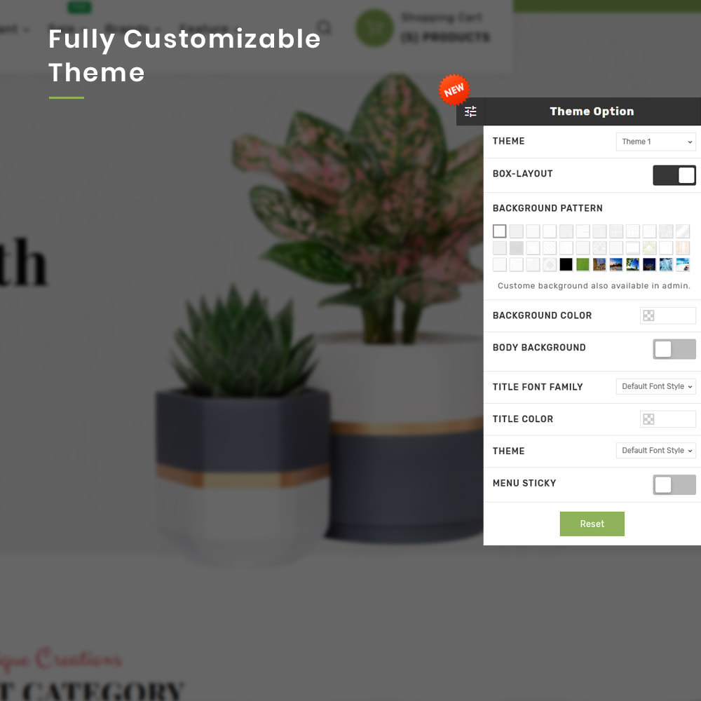 theme - Huis & Buitenleven - Organe Organic–Plant and Craft–Tools Store - 13