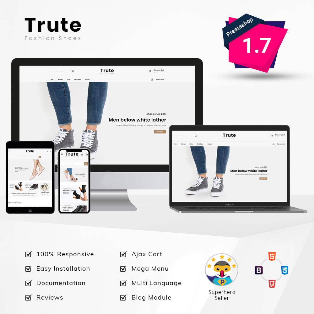 theme - Moda & Calçados - Trute - Shoes Store - 1