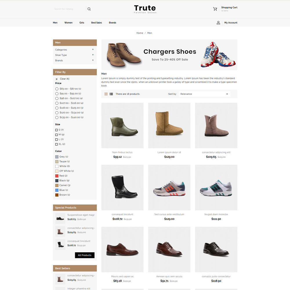 theme - Moda & Calçados - Trute - Shoes Store - 3