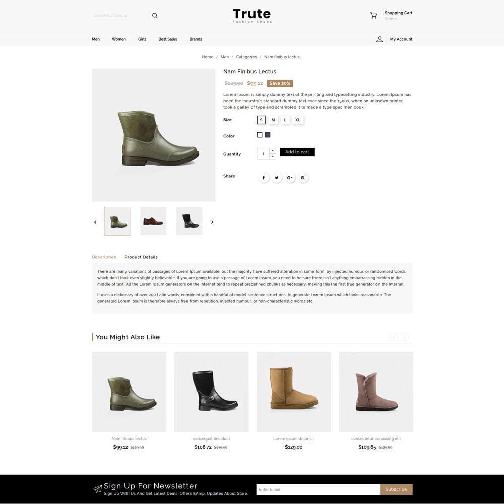 theme - Moda & Calçados - Trute - Shoes Store - 4