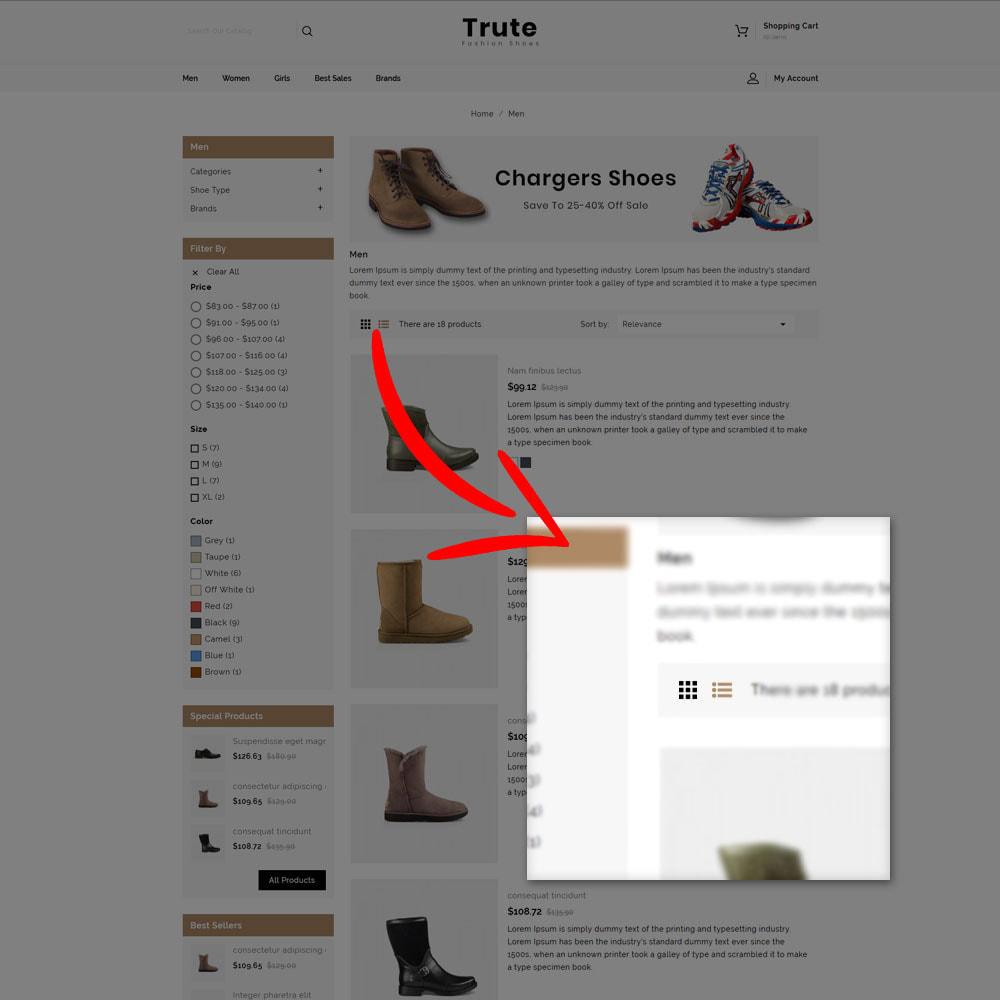 theme - Moda & Calçados - Trute - Shoes Store - 7