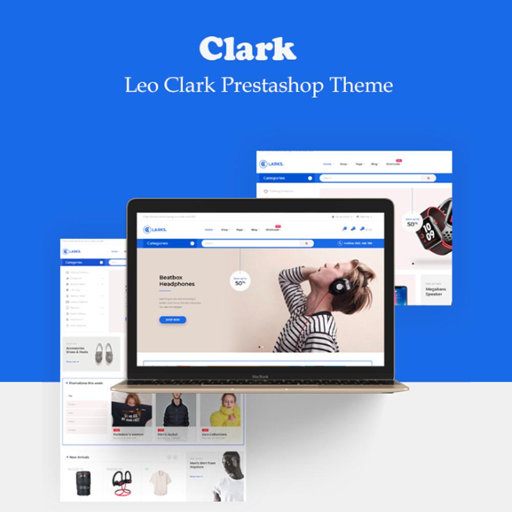 theme - Moda & Calçados - Ap Clark - 1