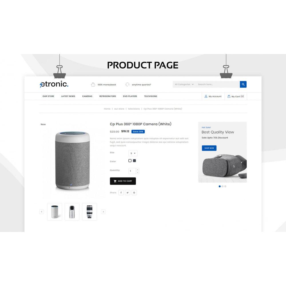 theme - Electronics & Computers - Etronic - The Mega Electronic Store - 6