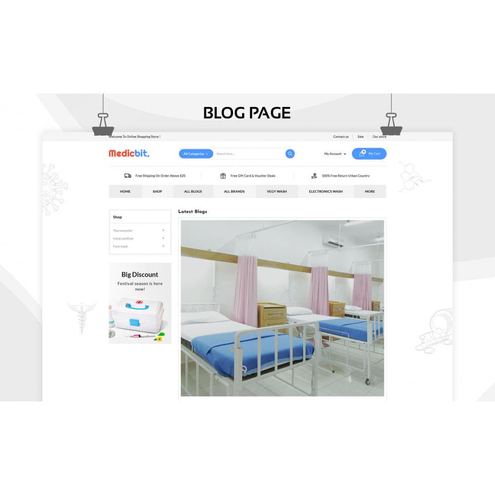 theme - Salute & Bellezza - Medicbit - Mega Medicine Store - 8
