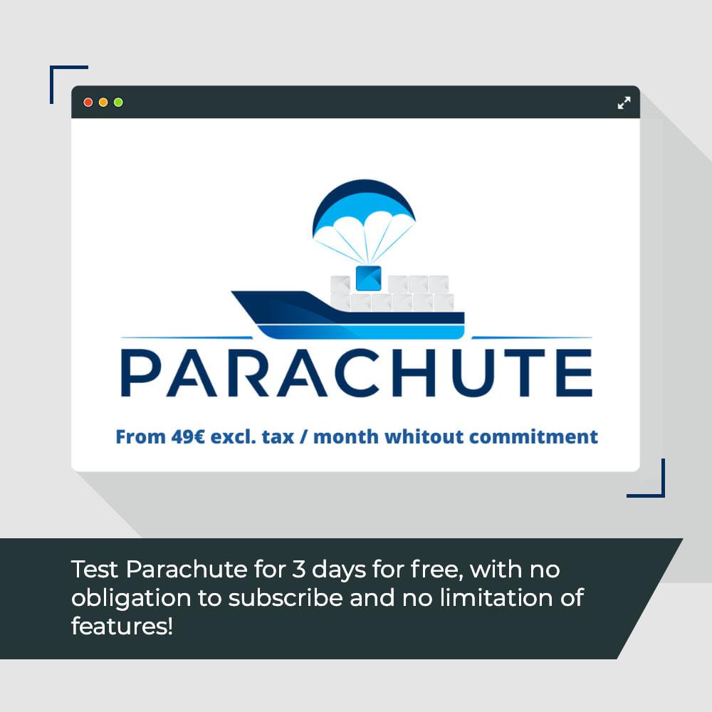 module - Инструменты администрирования - Parachute: on-demand staging environments - 11