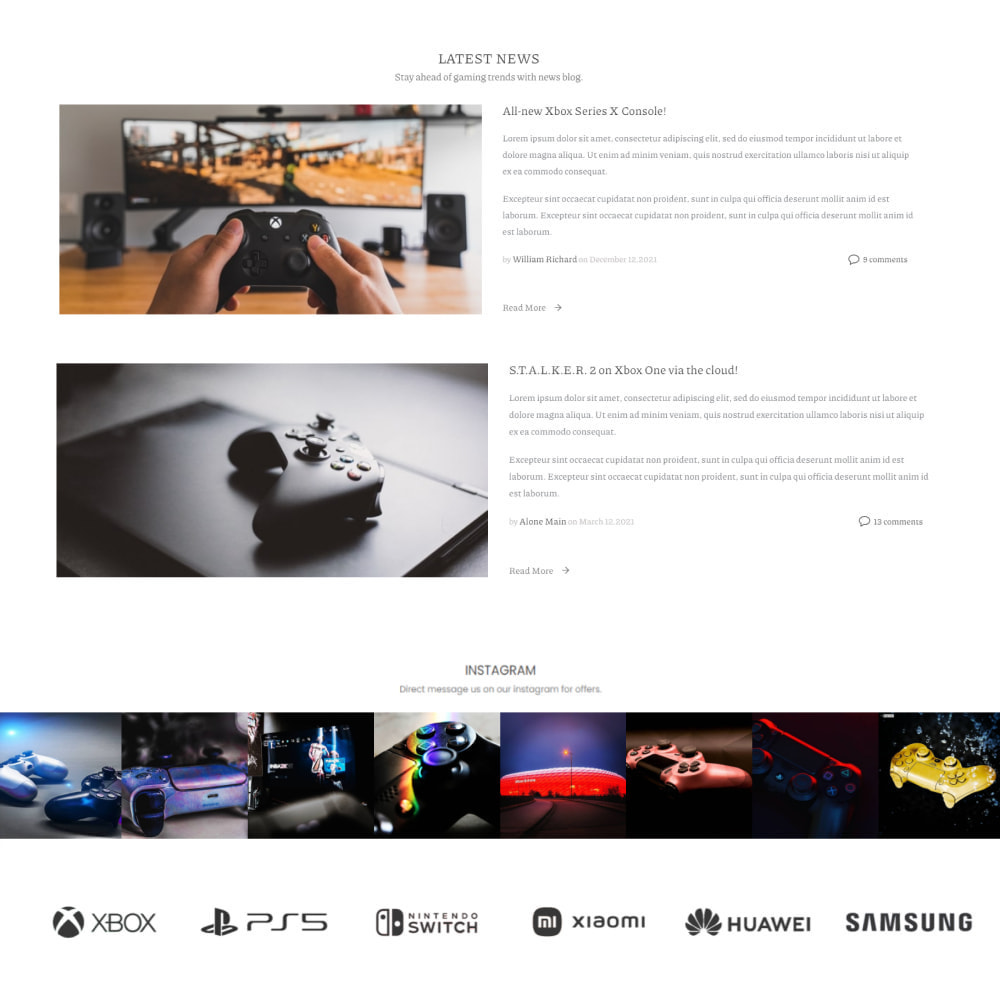 theme - Electronics & Computers - Game & Electronics - Sport, Phones, Watches - 4