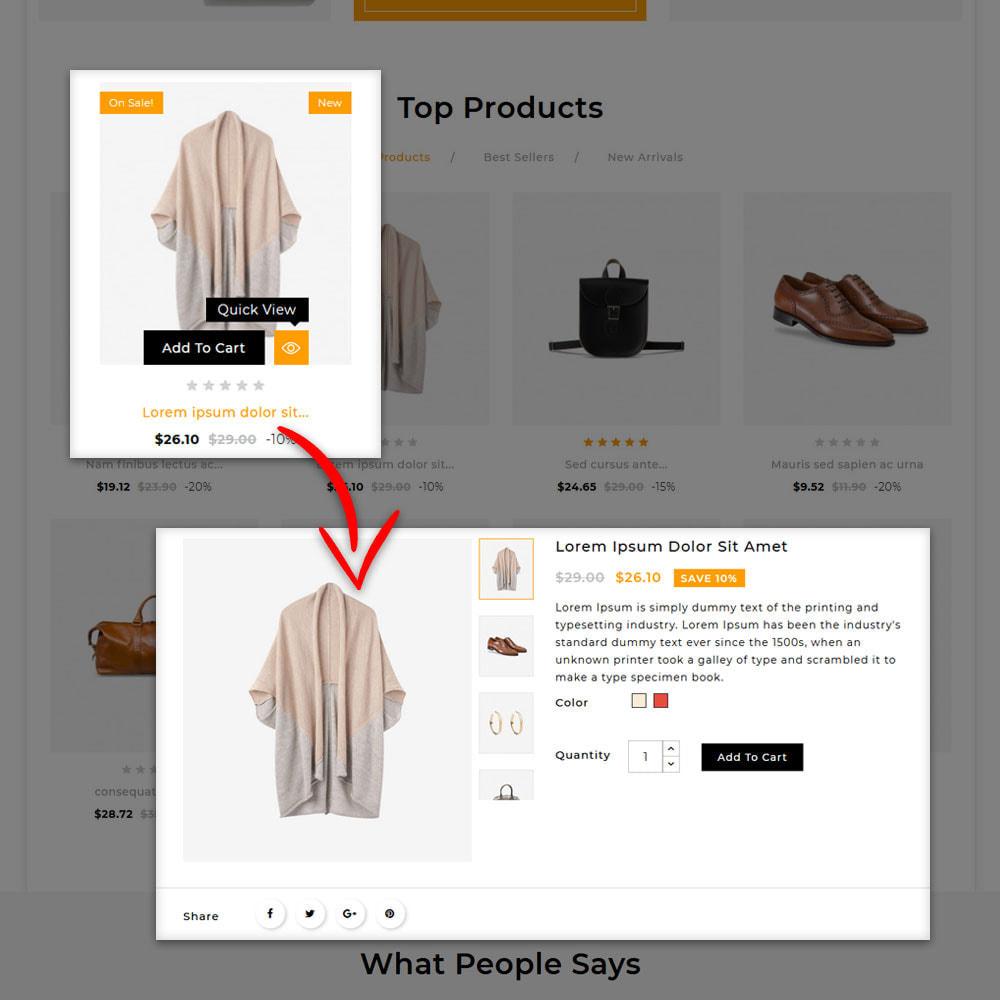 theme - Mode & Chaussures - Kenzy - Fashion Shop - 8