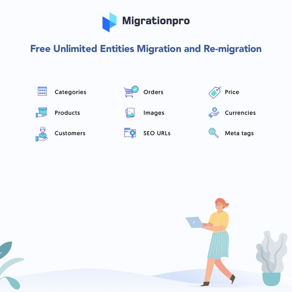 module - Migración y Copias de seguridad - MigrationPro: PinnacleCart to PrestaShop Migration tool - 2
