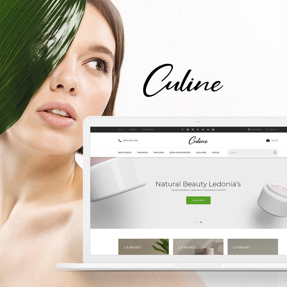 theme - Zdrowie & Uroda - Culine Cosmetics - 1