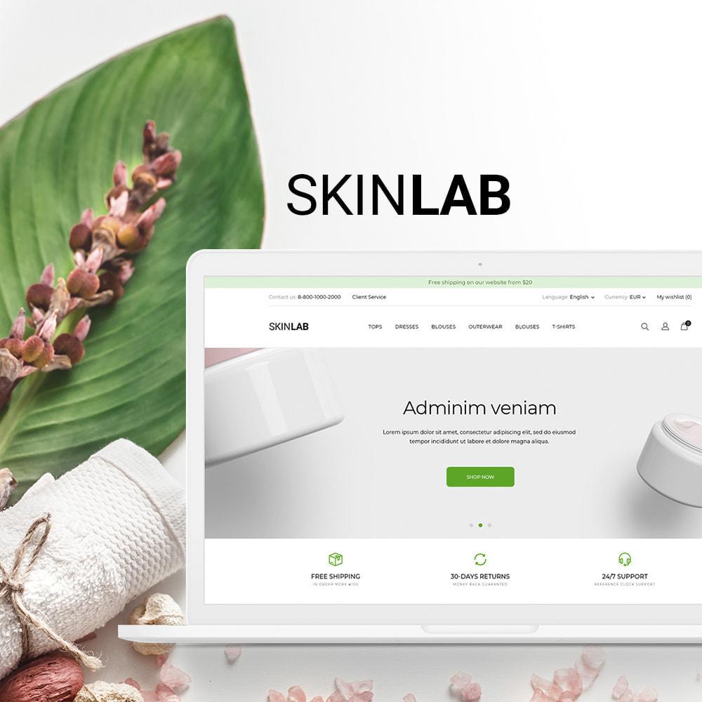 theme - Santé & Beauté - SkinLab Cosmetics - 1
