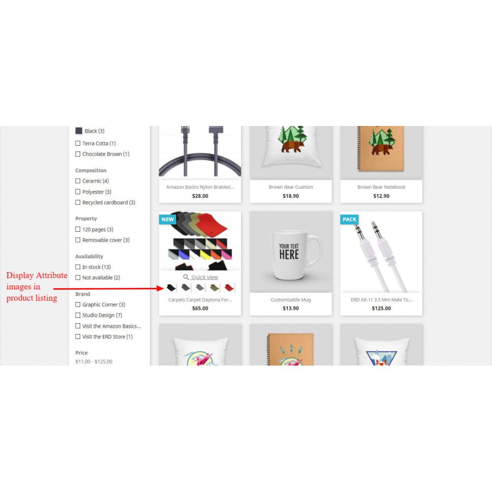 module - Diversificação & Personalização de Produtos - Product Combination Attribute Images - 2