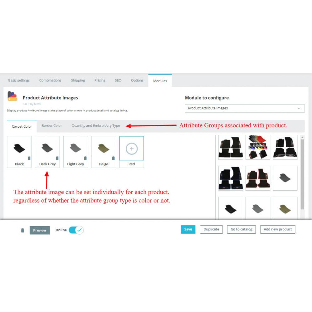 module - Diversificação & Personalização de Produtos - Product Combination Attribute Images - 3