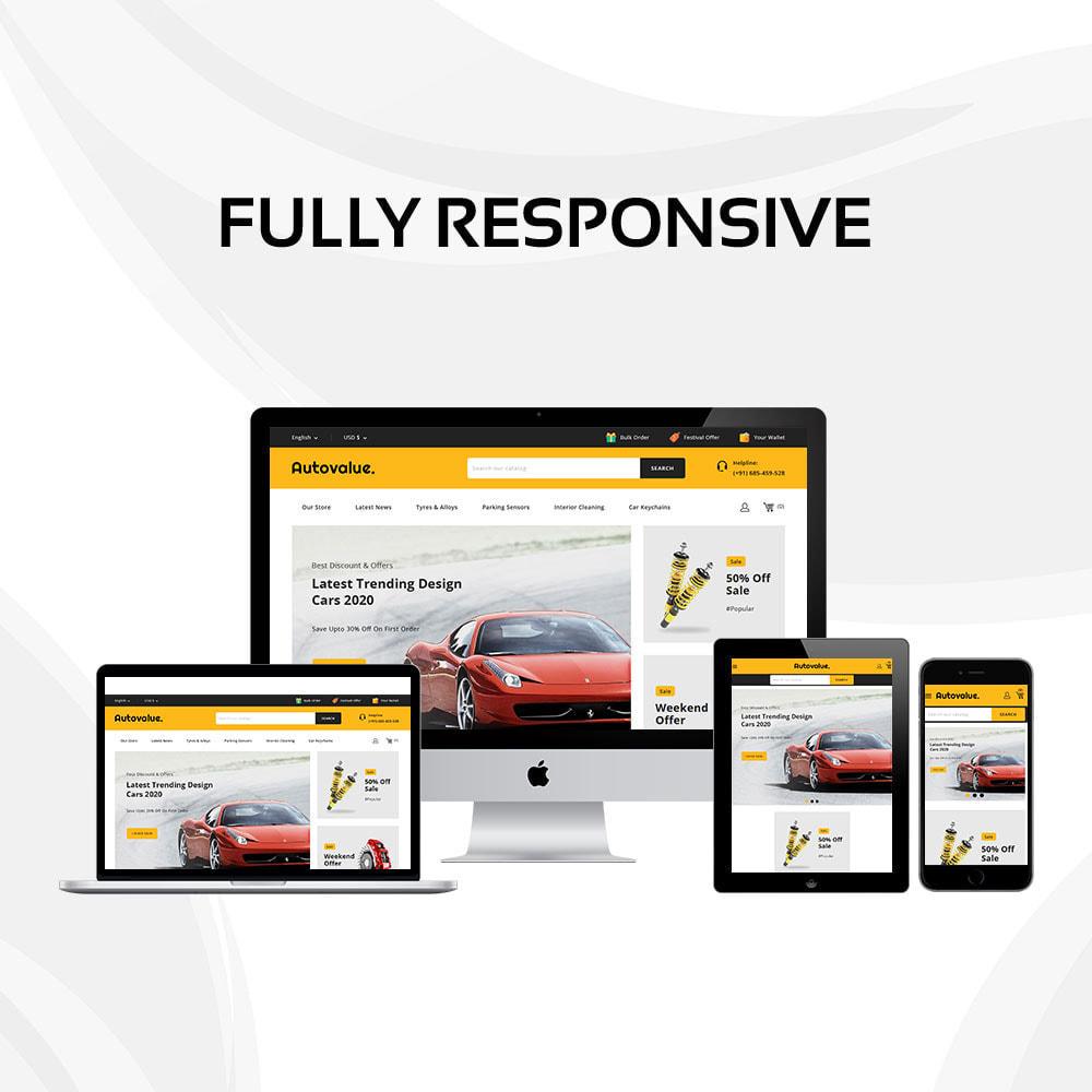 theme - Carros & Motos - Autovalue - The Autoparts Store - 2