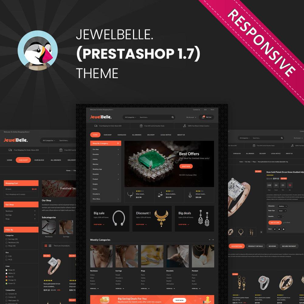 theme - Joyas y Accesorios - Jewelbelle - La tienda de joyas - 2