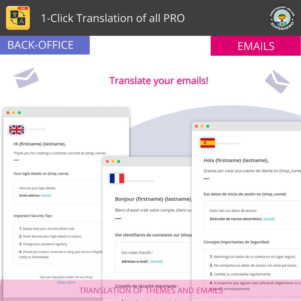 module - Internationaal & Lokalisatie - Alles vertalen - Gratis en onbeperkt vertalen - 8