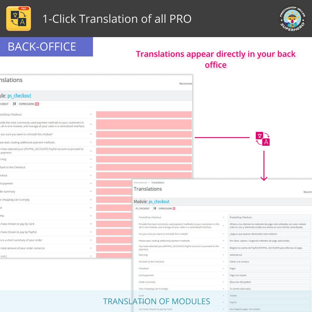 module - Internationaal & Lokalisatie - Alles vertalen - Gratis en onbeperkt vertalen - 11