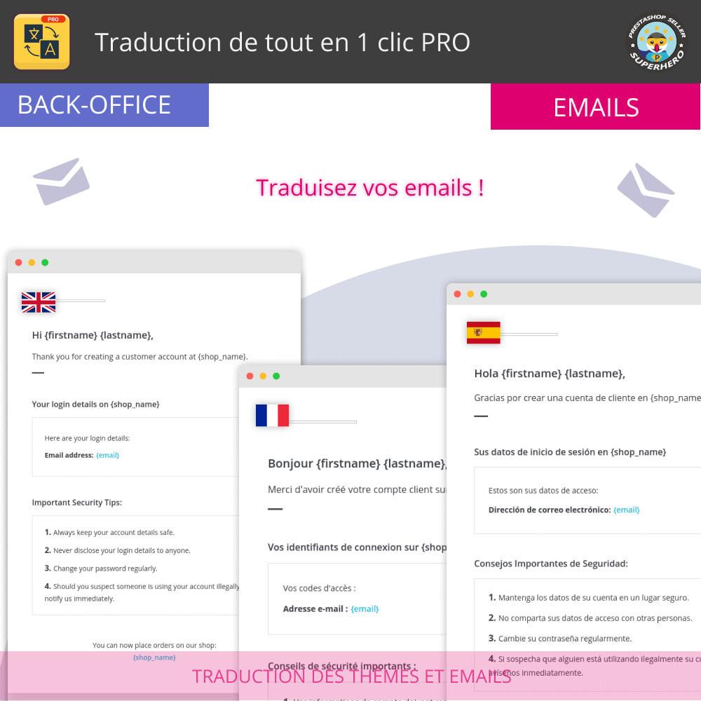 module - International & Localisation - Traduire tout - Traduction gratuite et illimitée - 8