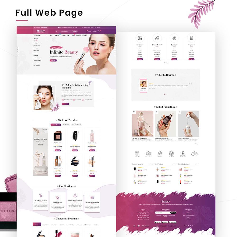 theme - Zdrowie & Uroda - Costery Mega Cosmetics–Perfume Health–Beauty SuperStore - 2