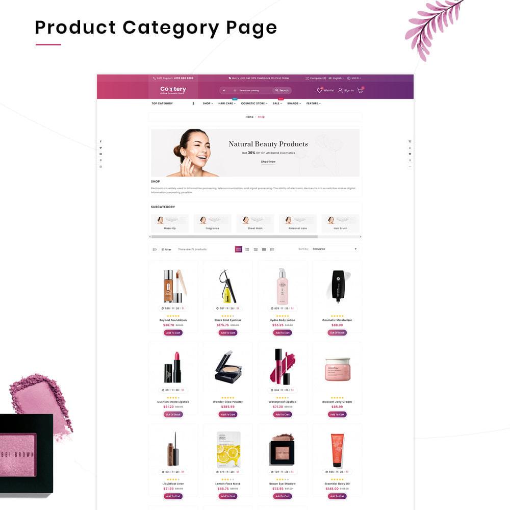 theme - Zdrowie & Uroda - Costery Mega Cosmetics–Perfume Health–Beauty SuperStore - 3
