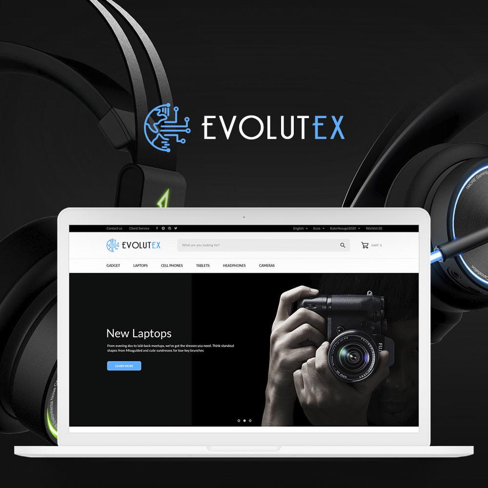 theme - Electronique & High Tech - Evolutex - 1