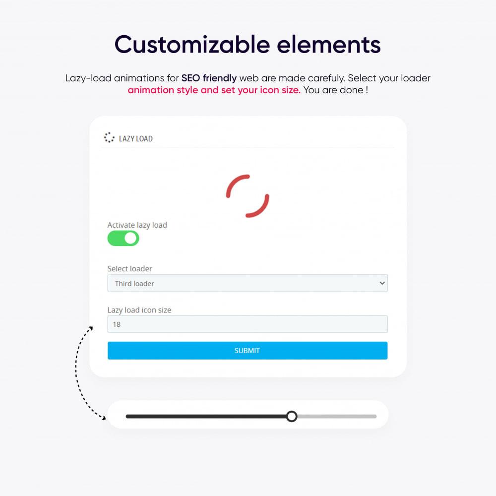 module - Zusatzinformationen & Produkt-Tabs - Infinite Scroll | Load More Product | Lazy Load 4 in 1 - 5