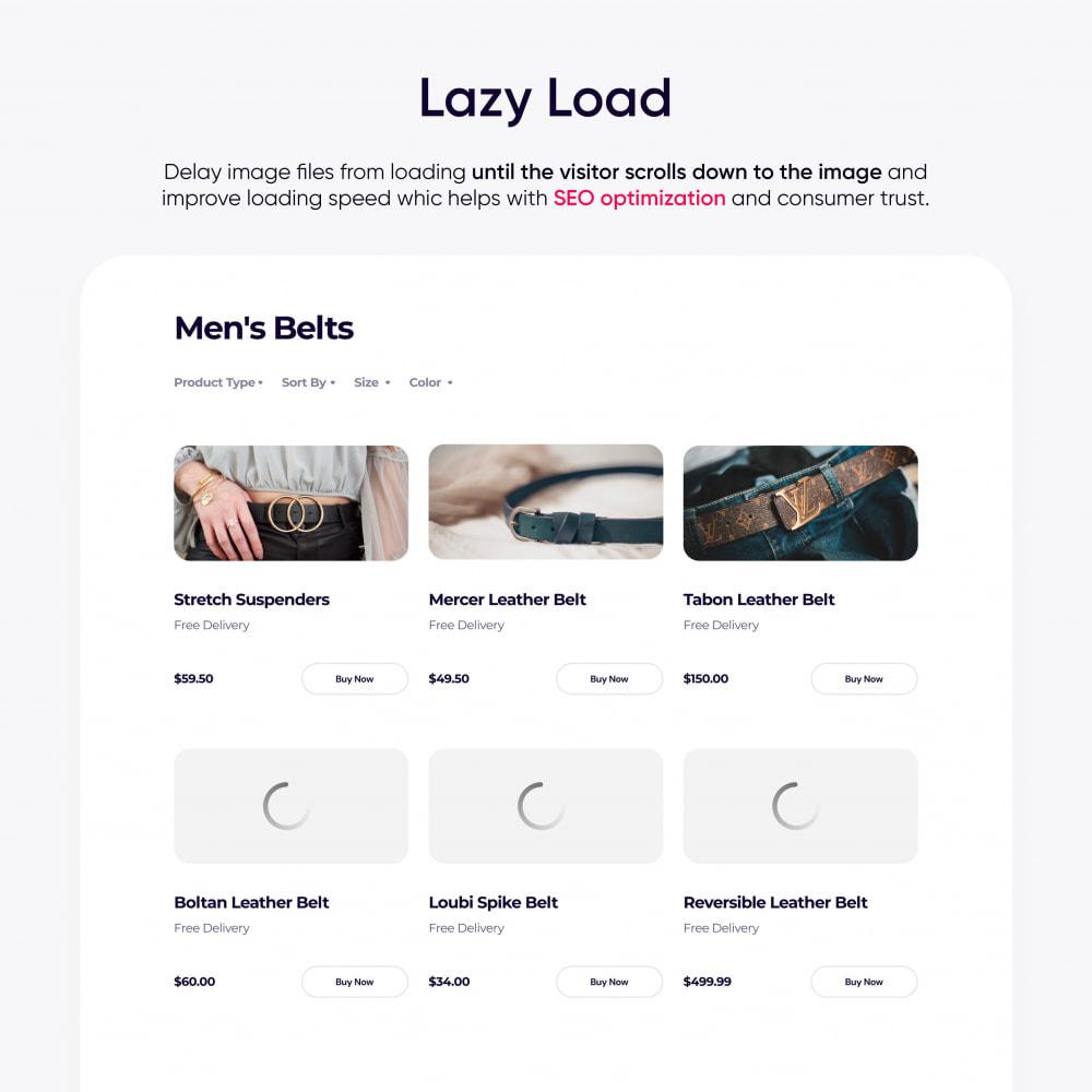 module - Zusatzinformationen & Produkt-Tabs - Infinite Scroll | Load More Product | Lazy Load 4 in 1 - 9