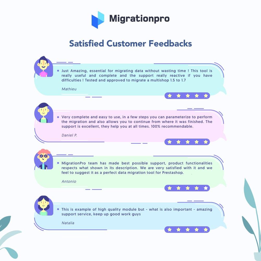 module - Миграции и сохранения данных - MigrationPro: AceShop to PrestaShop Migration tool - 9