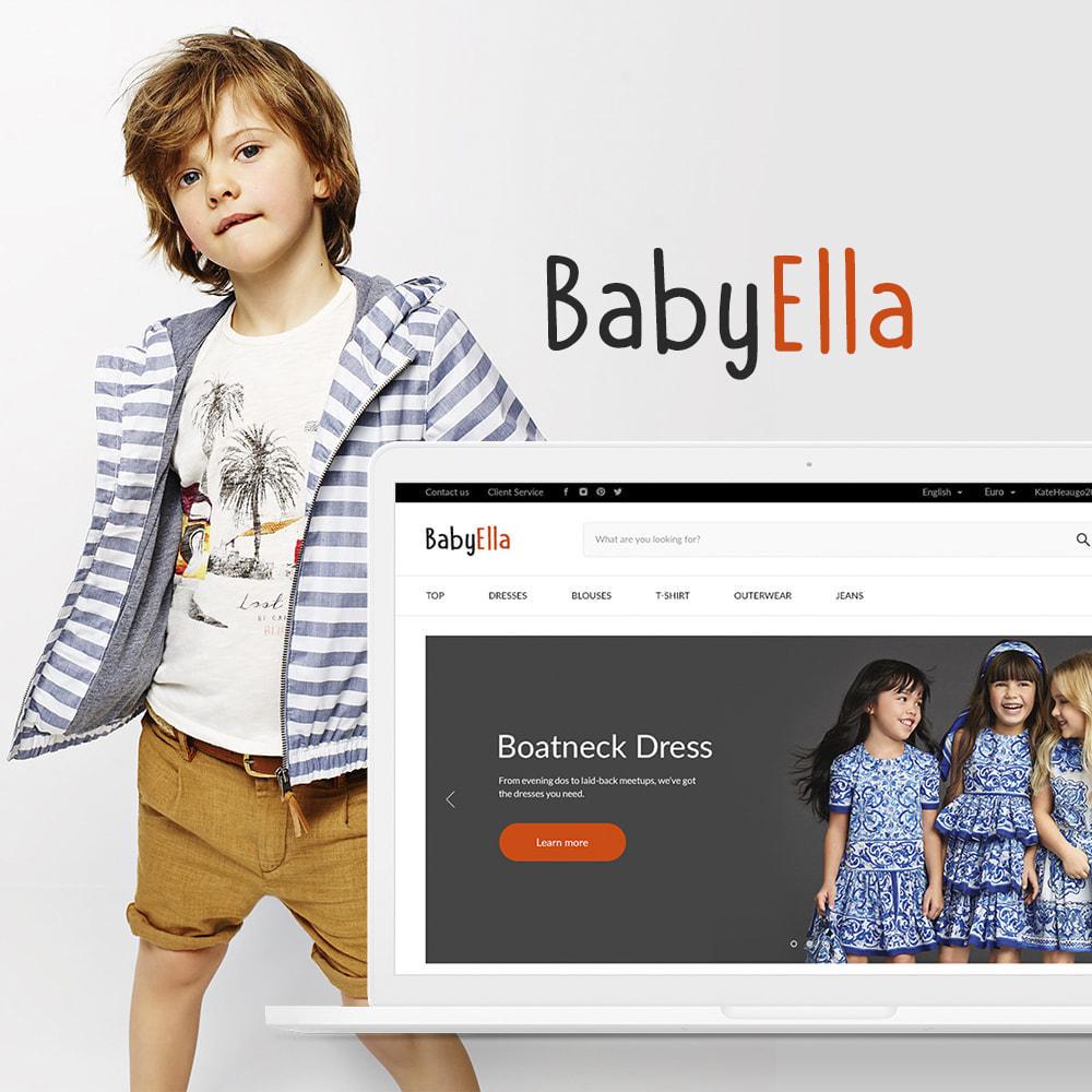theme - Zabawki & Artykuły dziecięce - BabyElla - 1