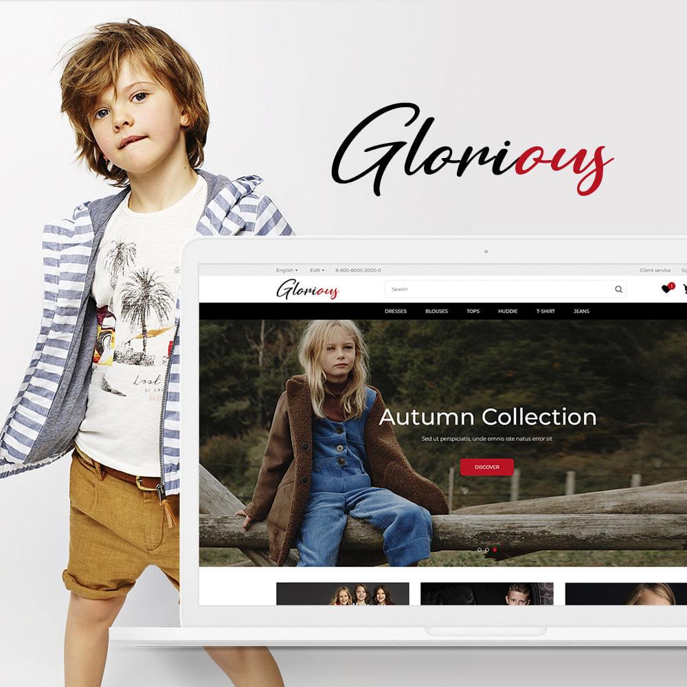 theme - Zabawki & Artykuły dziecięce - Glorious - 1