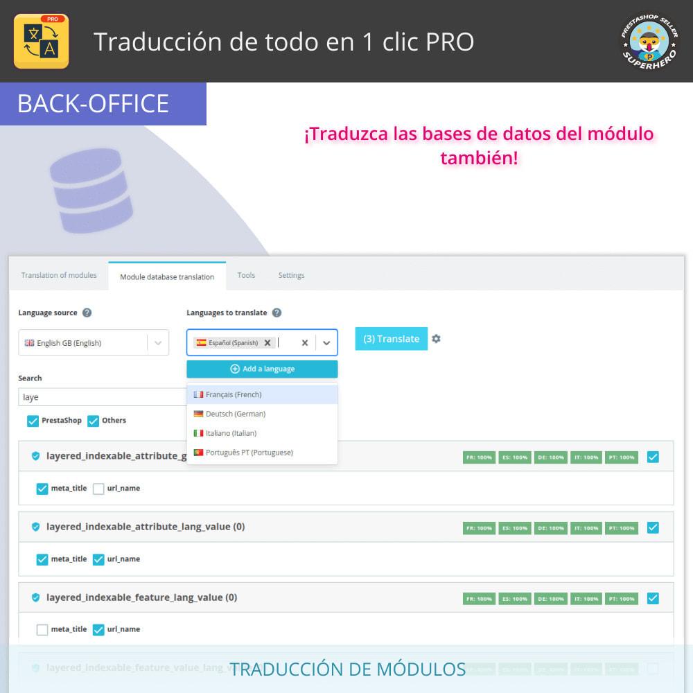module - Internacionalización y Localización - Traducir todo - Traducción gratuita e ilimitada - 12